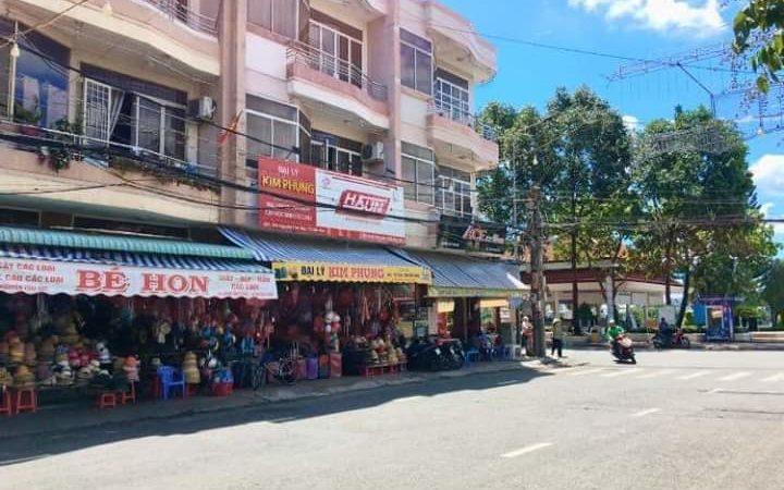 Cho thuê nhà mặt tiền bến Ninh Kiều