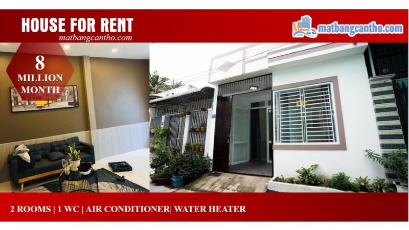 HOUSE FOR RENT NEAR CTU