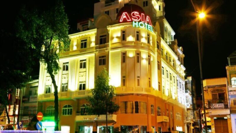 Cho thuê khách sạn 2 mặt tiền Châu Văn Liêm – Đồng Khởi gần Bến Ninh Kiều, Cần Thơ