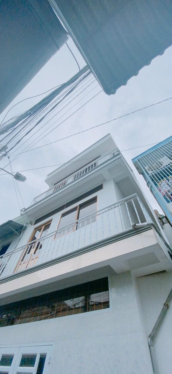 Cho thuê nhà mini 1 trệt 2 lầu hẻm 162 Phạm Ngủ Lão.