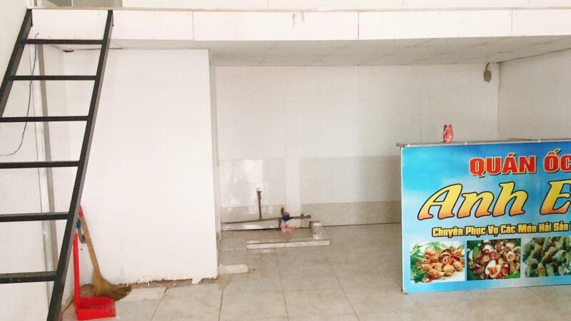 Cho thuê 2 căn nhà trệt lửng liền kề. Mặt tiền Nguyễn Văn Linh. ( ngay vòng xoay Hưng Lợi, dãy Cf REX )